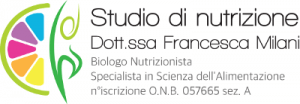 Logo Studio Nutrizione Francesca Milani