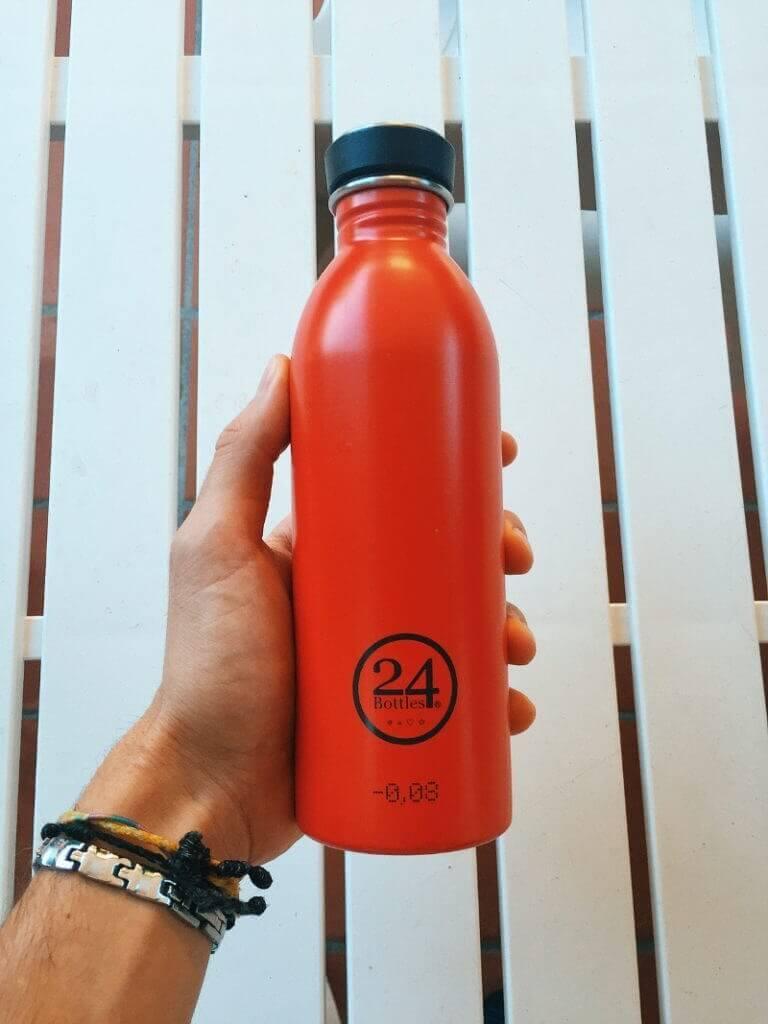 Urban bottle rossa 24Bottles
