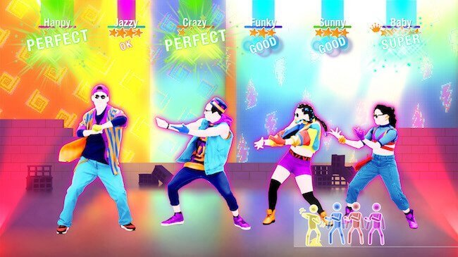 Screenshot di Just Dance 2019