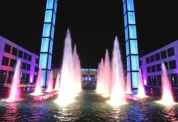 Quartiere fieristico di Rimini Wellness