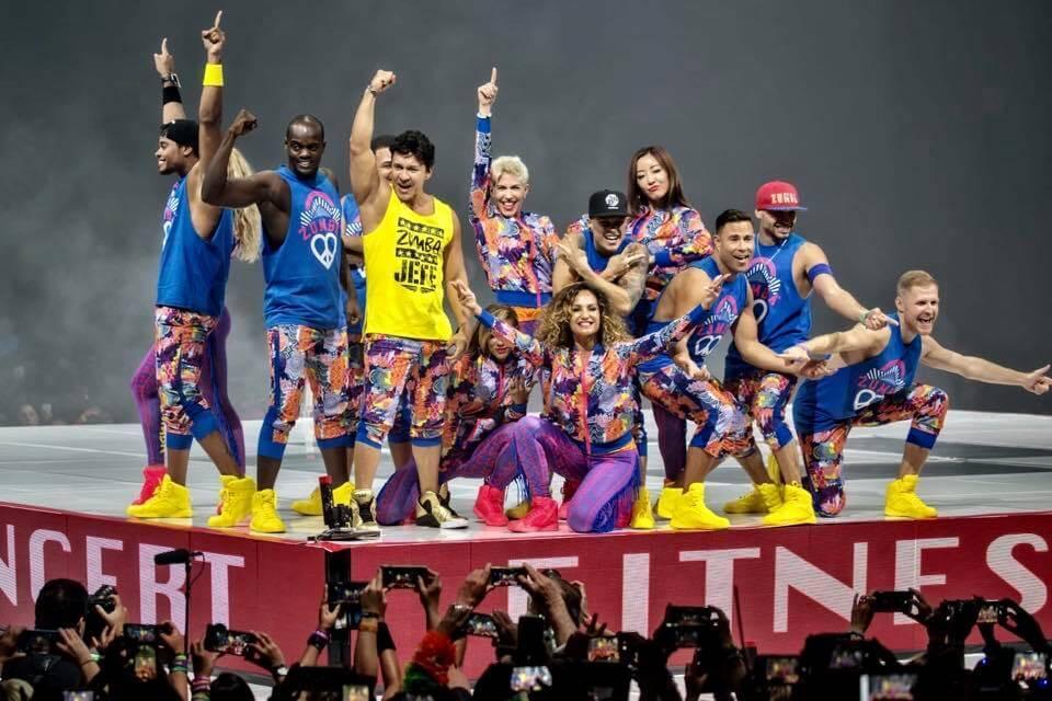 La Fresco Crew del Fitness Concert 2019