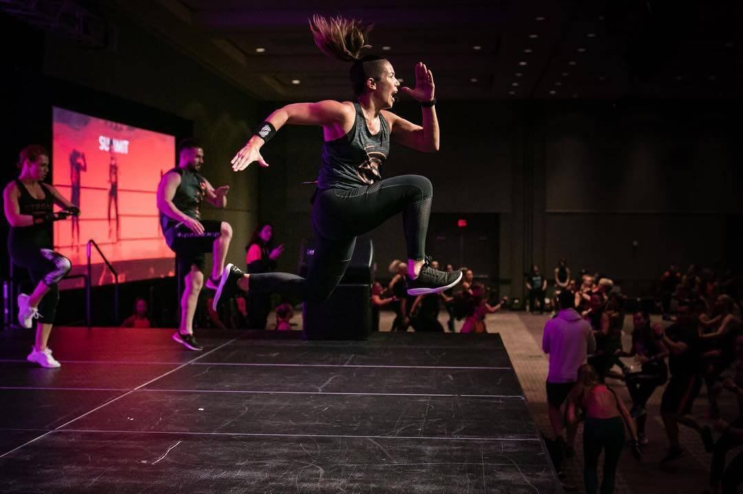 STRONG by Zumba Sync Summit