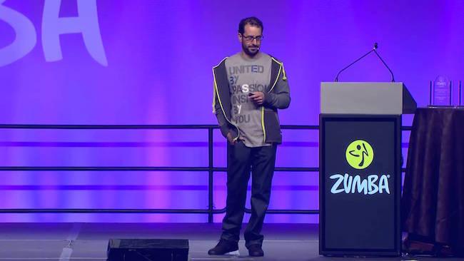 Alberto Perlman alla KickOff Session della ZIN Convention di Orlando