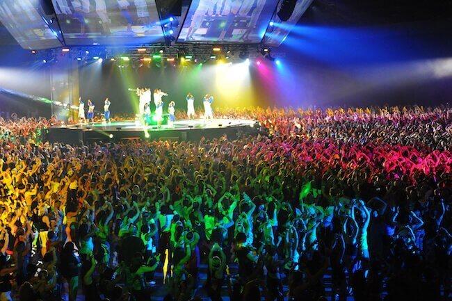 Fitness Concert alla ZIN Convention di Orlando