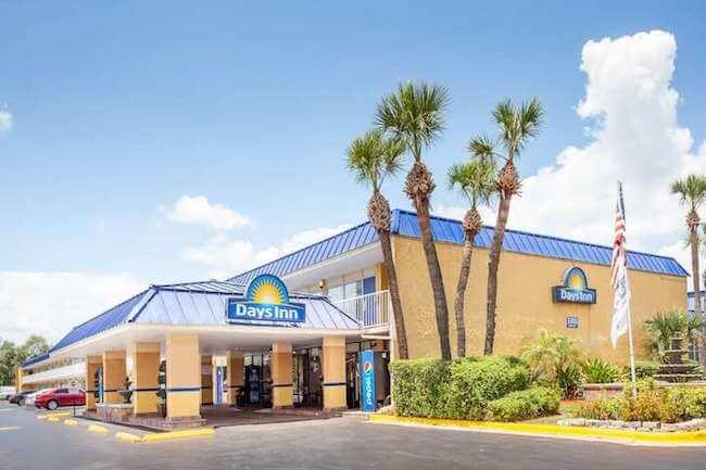Hotel Days Inn at International Drive Orlando