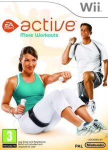 Confezione del videogioco EA Sports Active per Nintendo Wii
