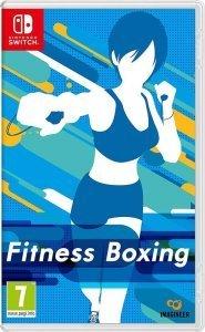 Confezione del videogioco Fitness Boxing per Nintendo Switch