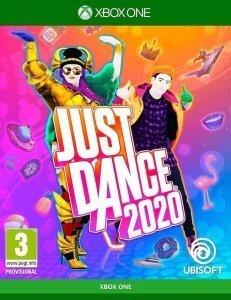 Confezione del videogioco Just Dance 2020 per Xbox One