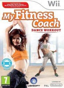 Confezione del videogioco My Fitness Coach - Dance Workout per Nintendo Wii