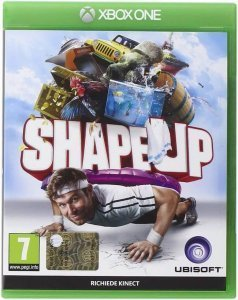 Confezione del videogioco Shape Up per Xbox One