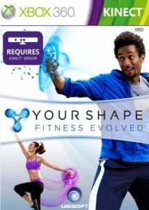 Confezione del videogioco Your Shape Fitness Evolved per Xbox 360