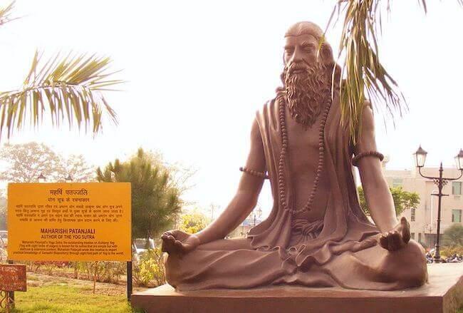 Statua di Patanjali